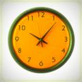 Clock orange